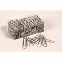 Paperclips - Galvanised - 50 mm