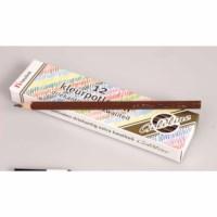 Crayons triangular Goldline - Heutink - Carton of 12 - Brown