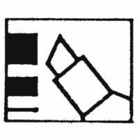 Marker - Heutink - Chisel tip - Black