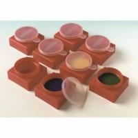 Finger paint - Paint pots