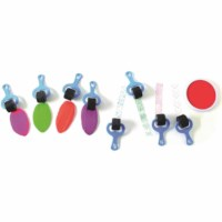 Paint and clay rollers - Roll 3.8 cm